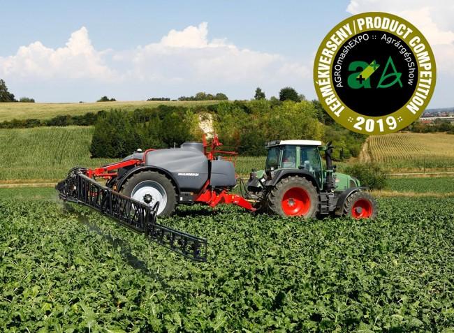 Bemutatjuk az AGROmashEXPO és AgrárgépShow díjazott gépeit!