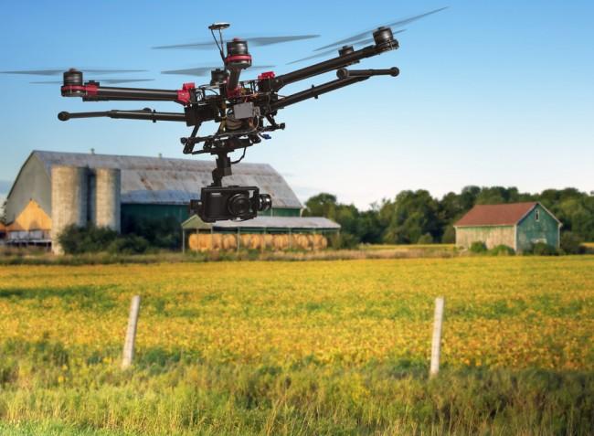 A drónok hasznosítási lehetőségei a mezőgazdaságban szinte már végtelenek