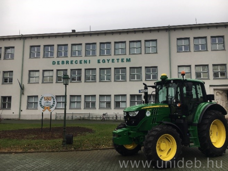 A Debreceni Egyetem precíziós mezőgazdasági szakmérnöki képzést indít