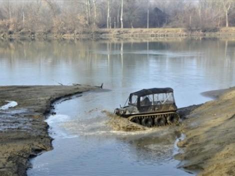 Sikerült beállítani a Tisza-tó téli vízszintjét