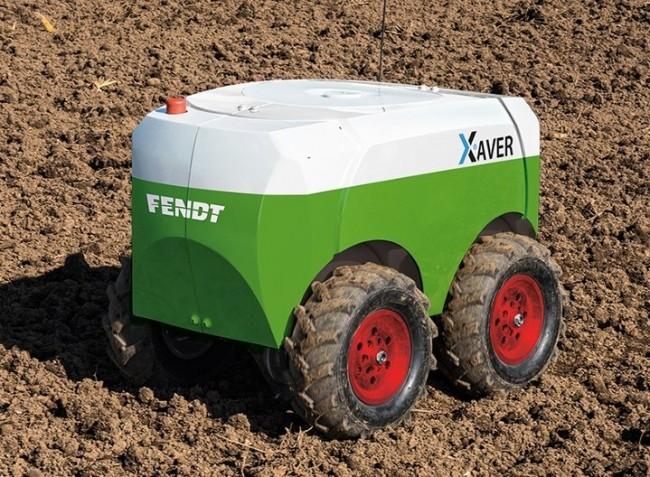 A robotok ellepik a mezőgazdaságot