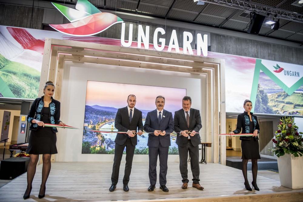 magyar stand