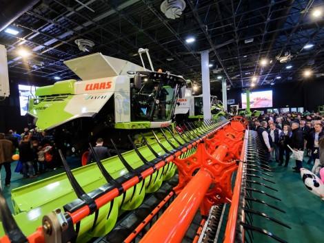 Gépcsodák az AGROmashEXPO és AgrárgépShow 2019 kiállításról