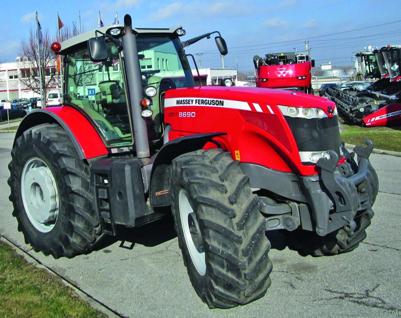 8690 traktor
