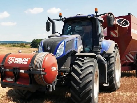 Egy magyar fejlesztéssel megelőzhető a gépek és a gabona leégése