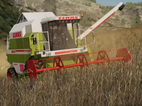 Végre CLAAS gépekkel érkezik a Farming Simulator 19