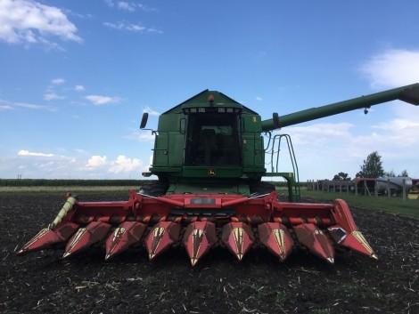 Napraforgó és kukorica adapterek piacterünkről