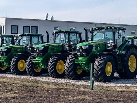 Ne kockáztasson, vásároljon új John Deere traktort a hivatalos forgalmazótól! Íme egy remek akciós ajánlat!
