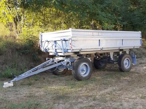 Pótkocsik az őszi betakarításra
