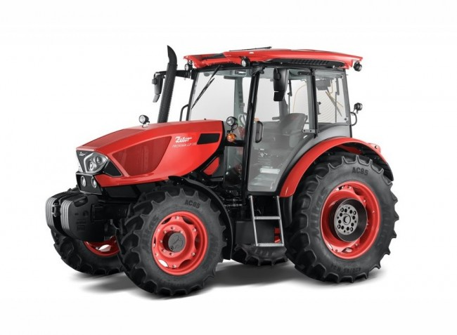 Lerántjuk a leplet az új Zetor traktorról!