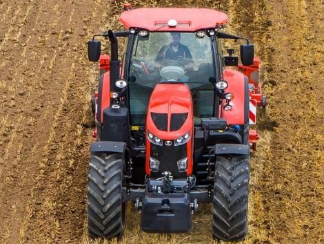 Jövőre érkezik a KUBOTA M7 traktorszéria új generációja
