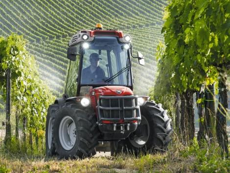 Egyszerűen okos! Antonio Carraro TONY 10900 – az intelligens traktor!