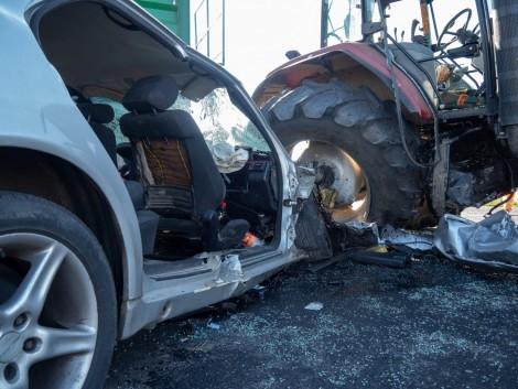 Halálos traktorbaleset történt Tolna megyében