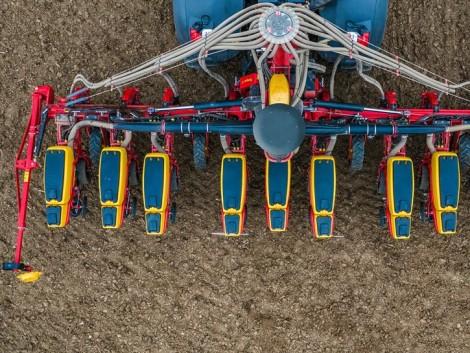 A Väderstad Tempo WideLining vetőgépe elnyerte az Agritechnica kiállítás Innovációs Díját