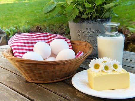 tej és tojás
