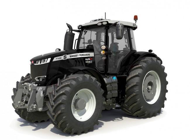 A Massey Ferguson bestseller modelljei különleges kiadásban jönnek az Agritechnica kiállításra