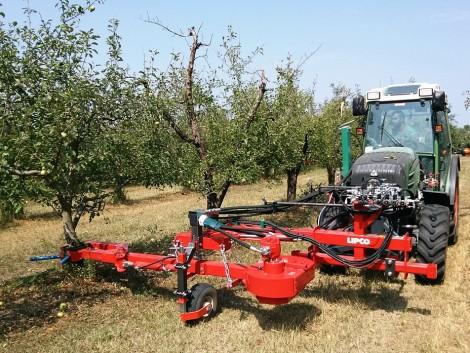 Ezek a gépek igazán megkönnyítik az almabetakarítást!