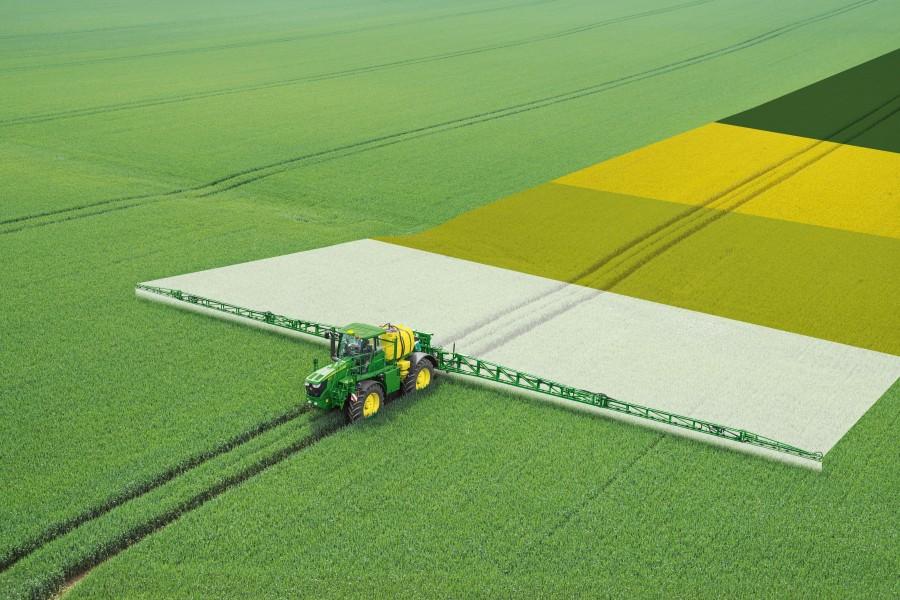 precíziós gazdálkodás