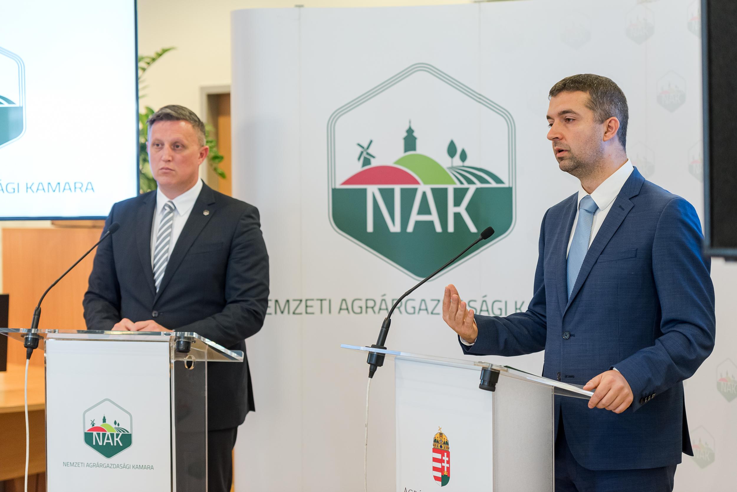 Győrffy Balázs és Feldman Zsolt