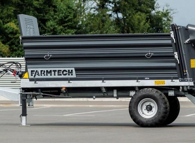 Megújult trágyaszóró szériát hoz Hannoverbe a Farmtech