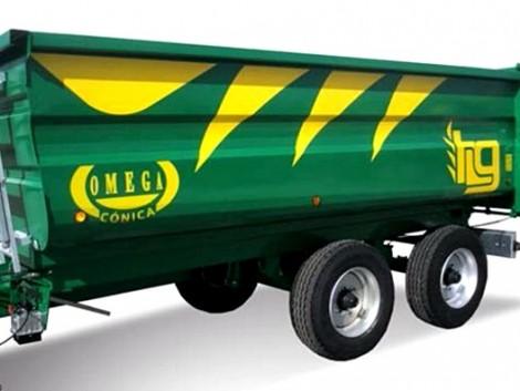 Mezőgazdasági pótkocsik egyenesen Spanyolországból