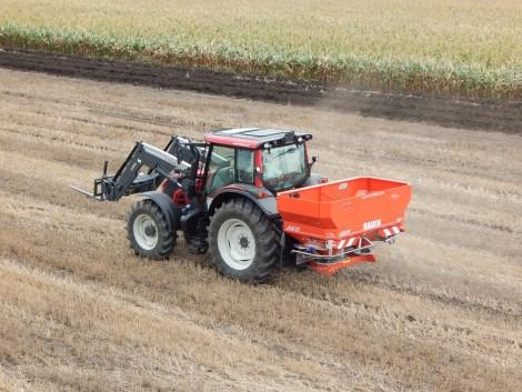 Német kutatók a kukorica vetésénél 25 százalék műtrágyát tudnak megtakarítani