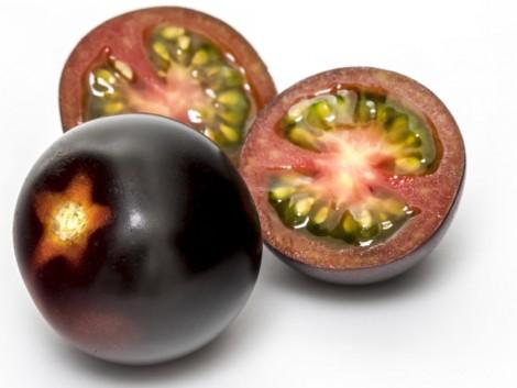 Különleges ízű és tápértékű, lila paradicsom a piacon