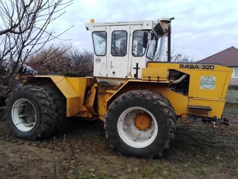 Eladó Rába traktorok piacterünkről