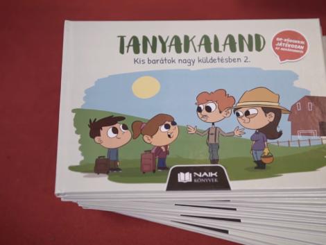 A tanyára kalauzolja el a gyerekeket a NAIK új mesekönyve