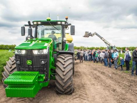 Harminc KITE gép és precíziós termesztéstechnológia