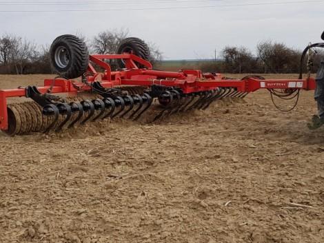 A csökkentett talajművelés előnyei