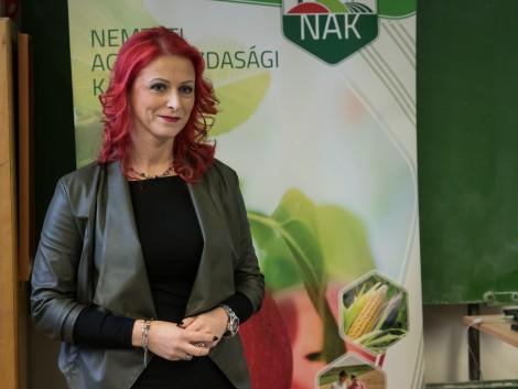 Süle Katalint választotta alelnöknek a NAK küldöttgyűlése