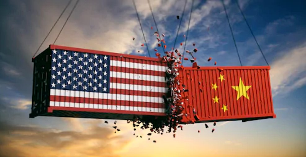Kína-USA