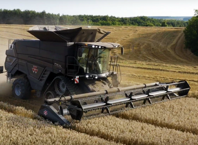 Massey Ferguson IDEAL szezonbemutató: 1.400 hektár aratási eredményei hazánkban az összes fontosabb kultúrnövényben!