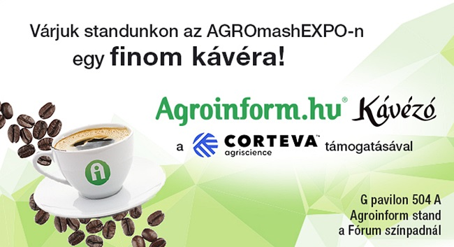 Agroinform stand