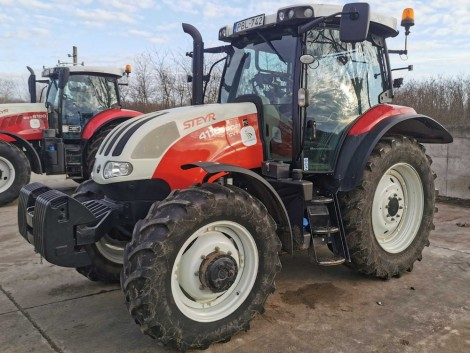 CNH használt traktorok az Agroinform Piactérről