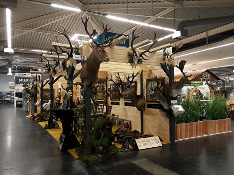 A vadászat-, kutya- és természetrajongókat idén is várja Európa legnagyobb vadászati kiállítása