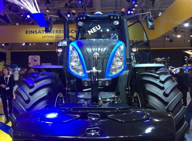 Ismerje meg a New Holland T8 GENESIS® – STAGE V traktorszériát! – KÉPEK, VIDEÓ!