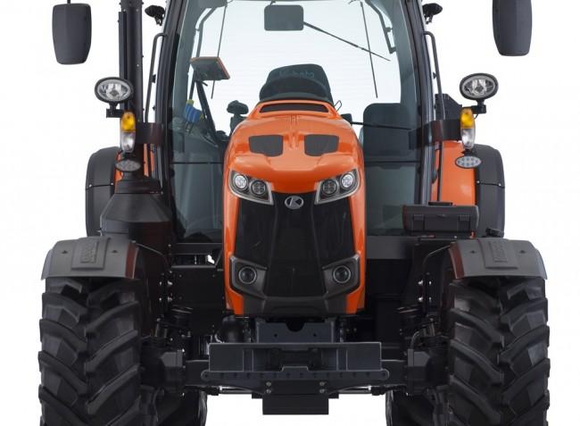 Traktorkiegészítők, bálagyűjtők, új Kubota traktorszéria