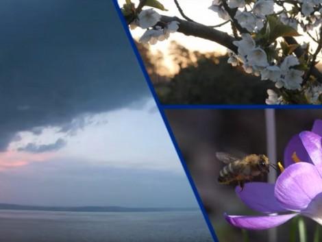 Időjárás jelentés március első hetére – VIDEÓ!