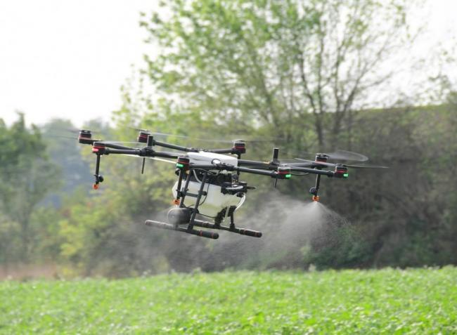Drónokat vetnek be a koronavírus ellen