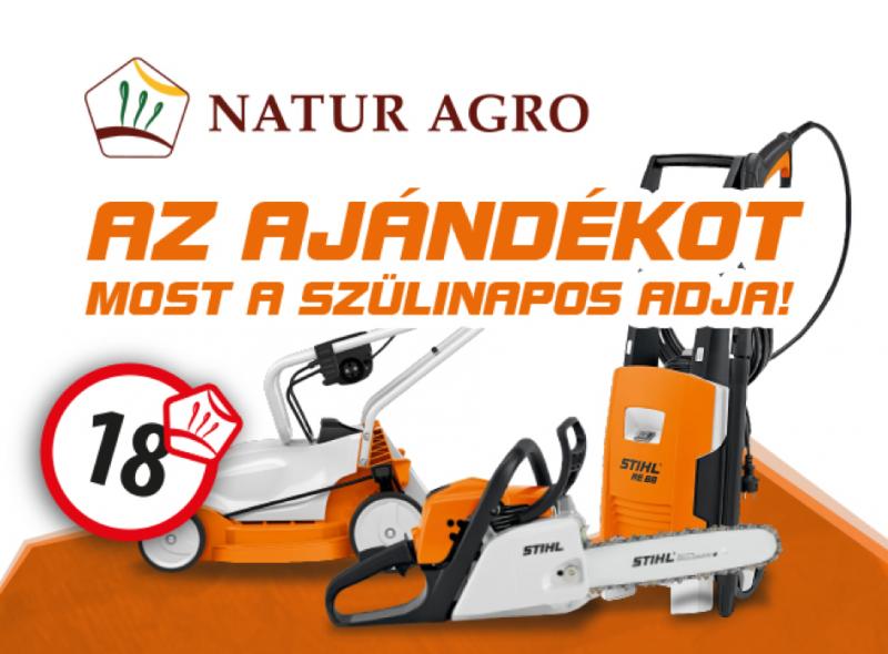 NaturAgro 18 hirdetés