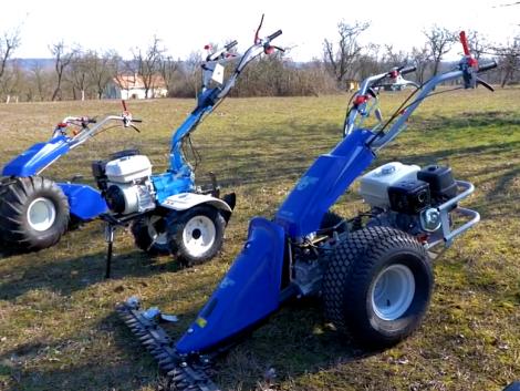Egytengelyes traktorral is lehet könnyedén, prémium munkát végezni