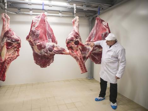 Súlyos gondok az európai marhahúspiacon