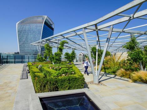 A városi farmok az Egyesült Királyság lakosságának 15%-át is elláthatnák