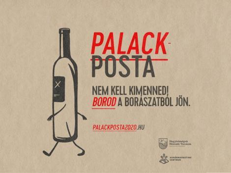 Palackposta 2020: kedvenc boraink most házhoz jönnek