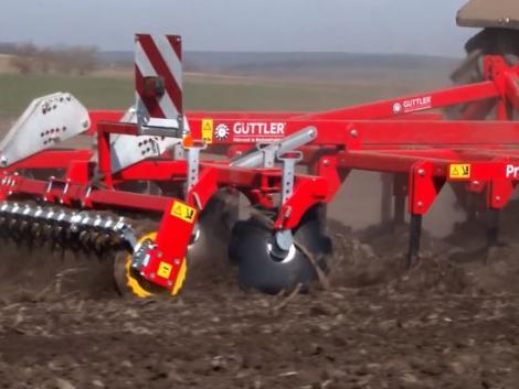 Beleremeg a föld, amikor ezek a Güttler gépek munkába állnak!