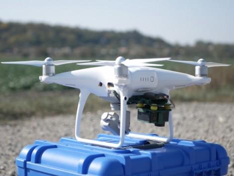 Belépő a mezőgazdasági drónok világába: AGRON Basic