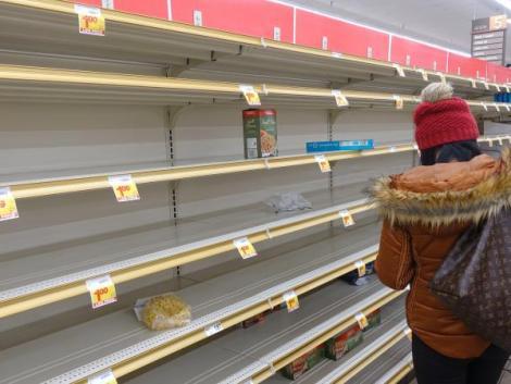 Még nincs általános élelmiszerválság, de könnyen összehozhatjuk?