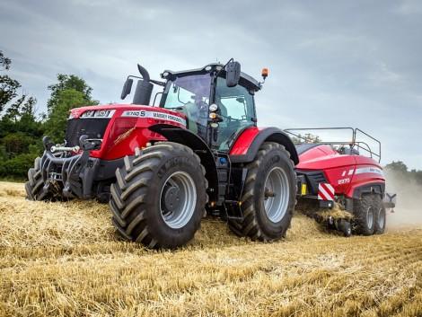 5 év garancia Massey Ferguson traktorokhoz!